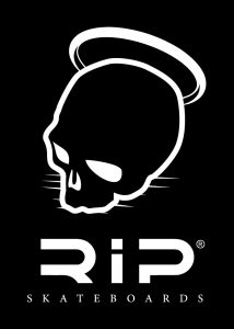 RIP Skateboards, marque de planches de skateboards, Anglet - France