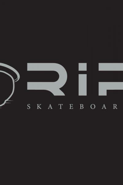 T-shirt RIP-Skateboards - Noir-Black